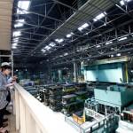三菱自動車工業 水島製作所1