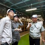 三菱自動車工業 水島製作所2