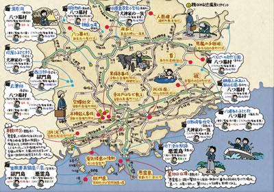 金田一マップ 全県版