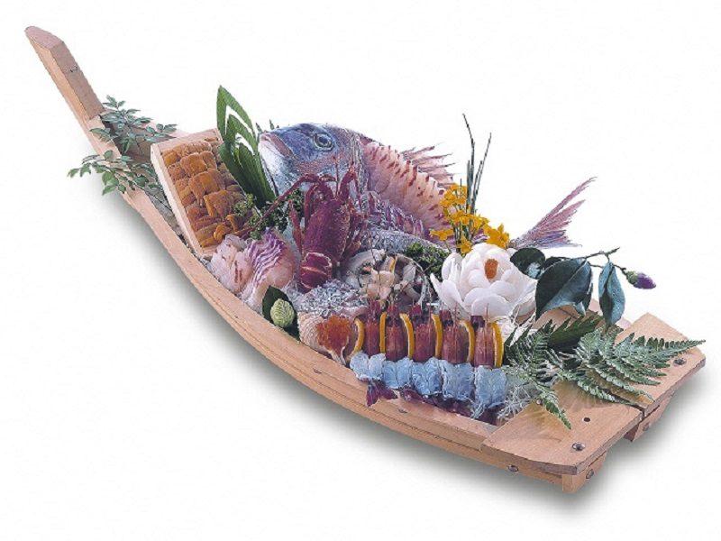「倉敷みらい旅」瀬戸内会席船盛り付きプラン