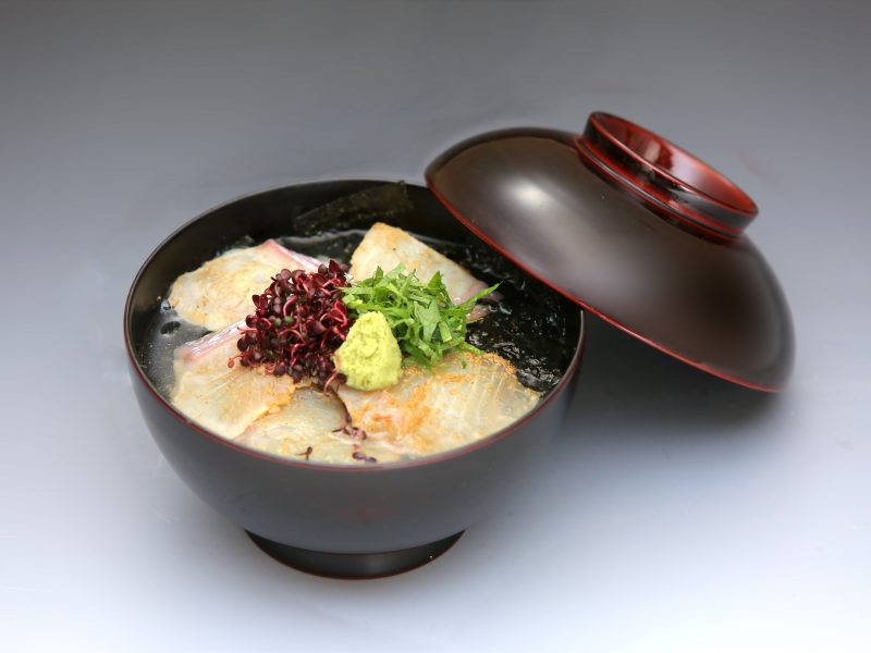 「倉敷みらい旅」鶴形名物「鯛茶漬け」会席プラン(夕朝食付)