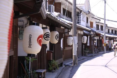 阿智神社の子供相撲と千歳楽