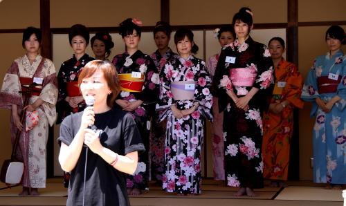 第40回倉敷天領夏祭り (倉敷小町と江戸風情絵巻)