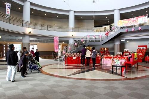 倉敷雛めぐり in 2012 真備ふれあいセンター&倉敷商店街etc