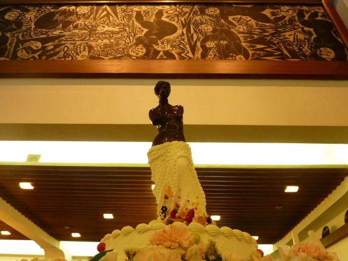 「渡辺おさむ OHARA-DECO」展~大原美術館の菓子オブジェ2012