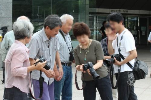 デジタル一眼レフカメラ 初心者のための露出の仕組み~倉敷市大学連携講座~2012