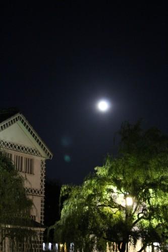 中秋の名月 in 美観地区2012