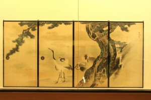 倉敷市立美術館の日本画 ~人と自然と~