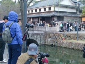 2013年『倉敷春宵あかり』で綴られた白壁の町