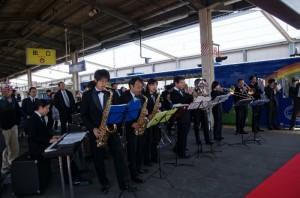 JR瀬戸大橋線開業25周年記念式典の開催