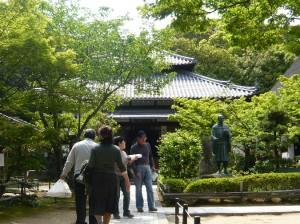良寛さん直筆と円通寺歴代頂相(ちんそう)展
