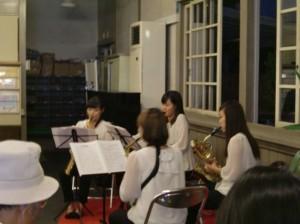 秋の「倉敷館コンサート」開催