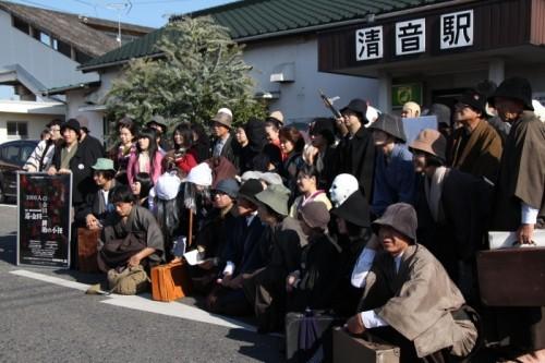 1000人の金田一耕助 in 2013