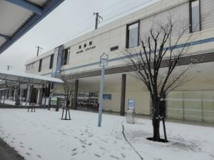 児島より雪便り