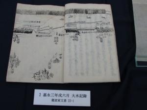 古文書で知る郷土の歴史