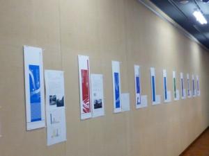 学生デザイン展示会