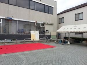 新倉敷駅前イルミネーション