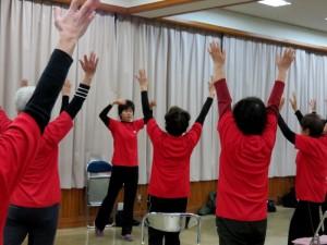 庄ほほえみの会 in  2016