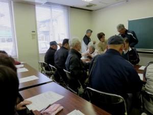 ツツジ山再生プロジェクト 3月定例会