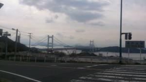 レンタサイクルで巡る 下津井の町