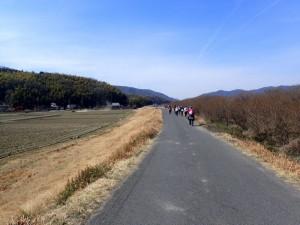 9 途中の道