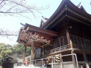 13、箆取神社