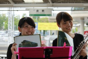 豪華寝台列車TWILIGHT EXPRESS 瑞風~倉敷駅初入線~倉敷ツアー2017