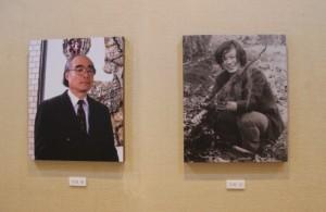 「倉敷市」50周年記念事業 二人のHIROSHI —貝原浩・永岡博—