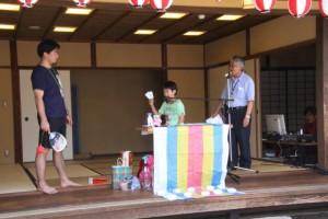 くらしき縁日夏祭り in  倉敷物語館 2
