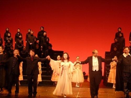 歌劇「ランメルモールのルチア」全3幕 G.ドニゼッティ作曲 IN くらしき作陽大学 2009