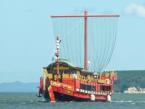瀬戸内海納涼クルーズ2010 on 御座船 | 倉敷観光WEB