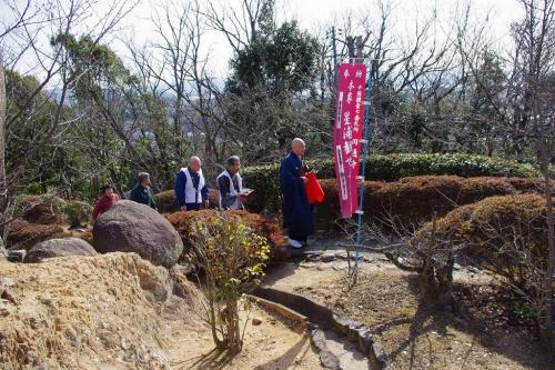 毎月18日は観音の日です。・・備中玉島円通寺