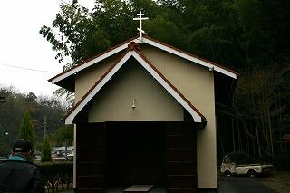 ロシア正教・柳井原ハリストス正教会
