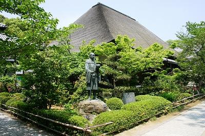 玉島円通寺でGWはリフレッシュ