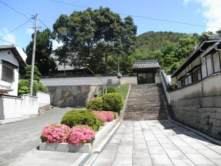 小堀遠州作庭 宝島寺