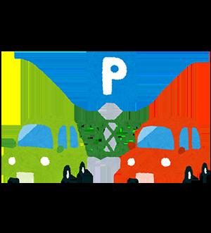 倉敷市営駐車場の満空情報