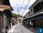 歴史ある港町下津井