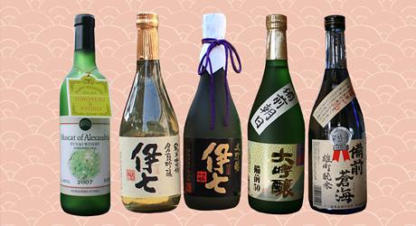 倉敷の地酒