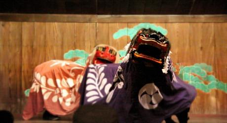 阿智神社秋祭