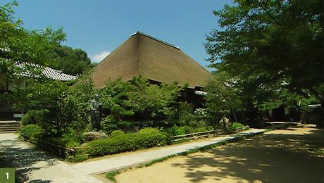 若き日の「良寛和尚」が修行した古寺、円通寺