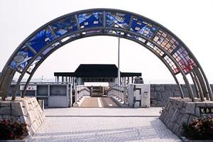 児島観光港イメージ クリックで詳細ページへ