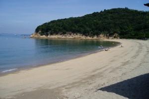 六口島海水浴場イメージ クリックで詳細ページへ
