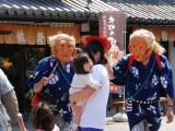 阿智神社秋祭の写真1