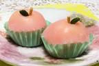 見た目可愛い、リンゴ大福