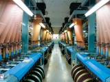 畳縁製造工場の見学とミニ畳製作体験(高田織物㈱)の写真03