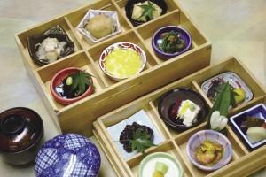 旅館くらしき お座敷(個室)懐石料理