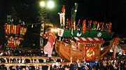 戸島神社秋季大祭の写真1