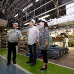 三菱自動車工業 水島製作所3