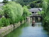 くらしき川舟流しの写真02