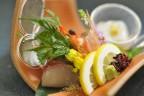 四季折々の味を演出する創作料理